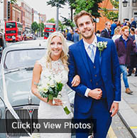 Debbie & Tom - Chelsea Wedding Photography
