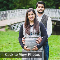 Nida & Uns - London Maternity Photography