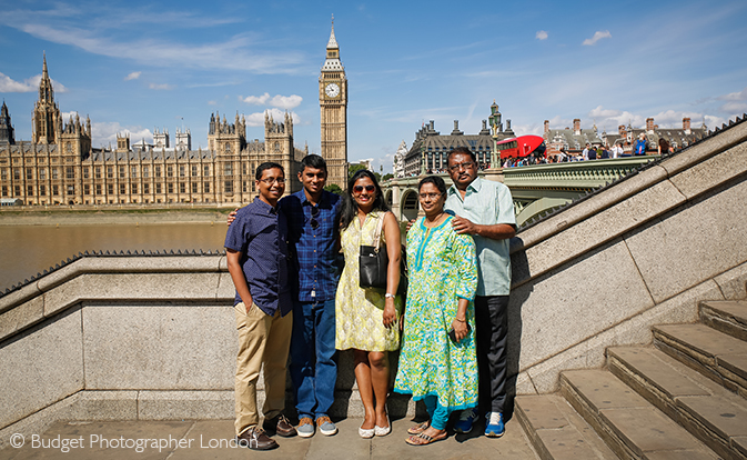 Family Photography London